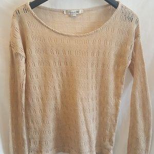 Forever 21 Long sleeve women's knitted sweater